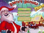 play Santa Delivery Truck