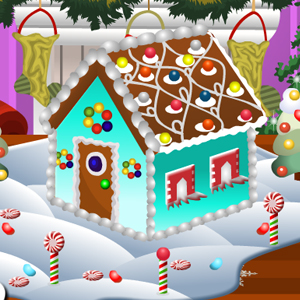 Gingerbread House Decoration Free Online Games