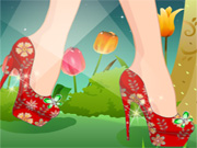 play Fashion Shoes Design
