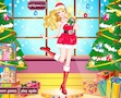 play Barbie Christmas Princess Dress Up