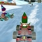 play Christmas Elf Race 3D