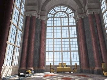 Naboo Palace Interior - Free Online Games