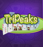 play Solitaire: Tripeaks
