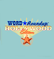 play Word Roundup: Hollywood Edition