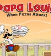 play Papa Louie: When Pizza Attacks