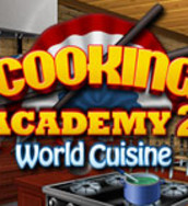 play Cooking Academy 2: World Cuisine