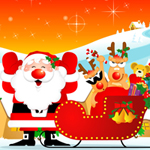 play Christmas Hidden Numbers