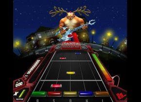 play Santa Rockstar: Metal Xmas 5 – Rudolph Saves The World
