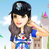 Doraemon Fashion Game