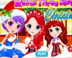 Royal Three Sisters' Christmas
