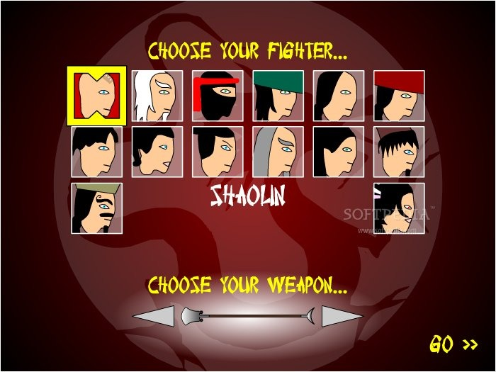 play Dragon Fist 2 : Battle For The Blade