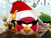 play Angry Birds Space: Xmas Hacked