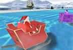 play 3D Santa Racing