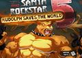 play Santa Rockstar 5 - Rudolf Saves The World