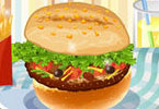 play Fast Food Decoration