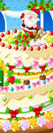 play Super Sweet Christmas Cake