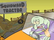 play Squidward Tractor