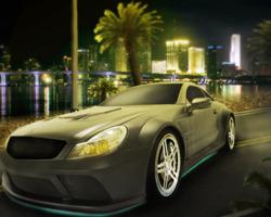 play Midnight Drift Race: Miami
