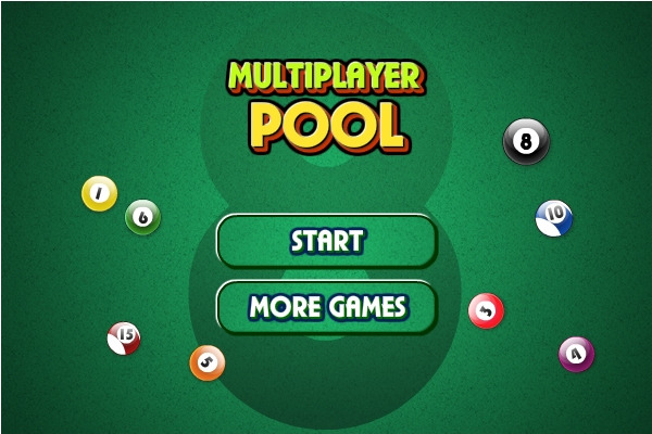 play Multiplayer Pool
