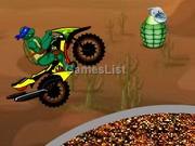 play Ninja Turtle Death Desert