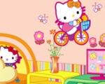 play Hello Kitty Fan Room