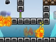 play Adventure Time Games: Flambo'S Inferno