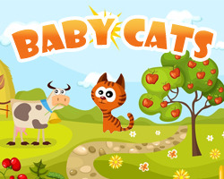 play Baby Cats