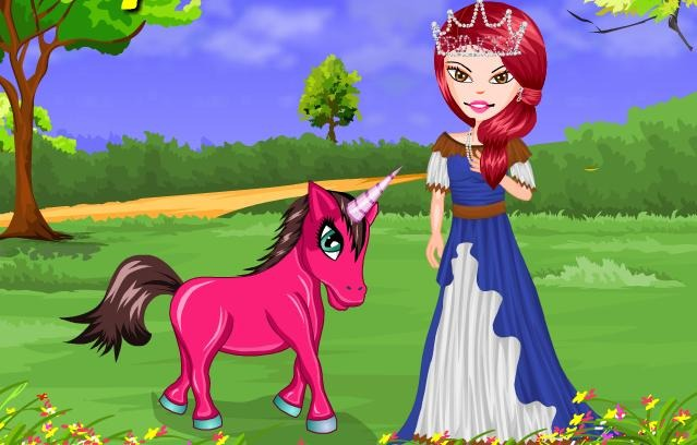 play Pony Princess Hairstyles