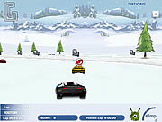 play 3D Snow Race