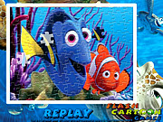 Play Finding nemo sort my jigsaw Game