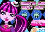 play Monster High Beauty Salon