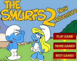 play The Smurfs 2