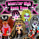monster high rock