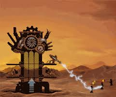 play Steampunk Tower Hacked