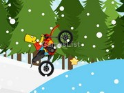 play Bart Snow Ride 2