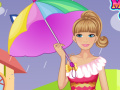 play Barbie In The Rain