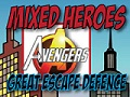 Play Mixed Heroes - Avengers Game