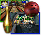 play Gutterball: Golden Pin Bowling