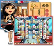 play Paris Mahjong