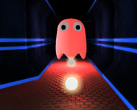 play First Person Pacman