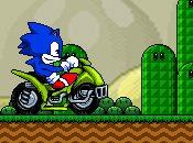 play Sonic Atv In Mario Land