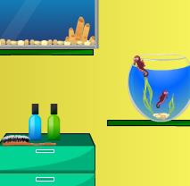 play Fish Room Escape