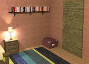 play Modest Bedroom Escape