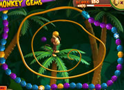 play Monkey Gems