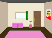 play Red Flower In Bloom Room Escape