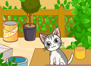 play Cute Hungry Cat