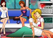 play Nurse Kissing