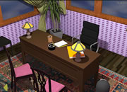 play Lilac Office Escape