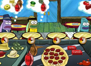 play Spongebob Squarepants: Pizza Perfect