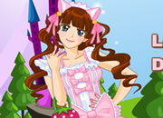 play Princess Lolita Dress Up